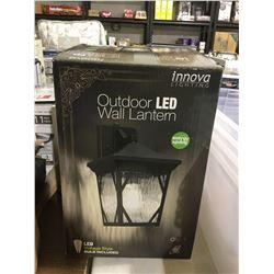 Innova Lighting Outdoor LED Wall Lantern