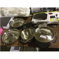 Kirkland 6-Piece Cookware Set STORE RETURNED