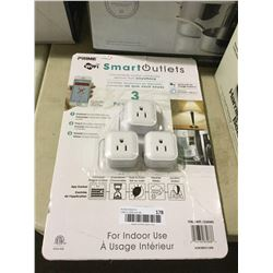 Prime Wi-Fi Smart Outlets