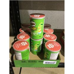 Case of Pringles Sour Cream and Onion (12 x 68g)