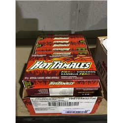 Case of Hot Tamales Cinnamon Candy (12 x 141g)