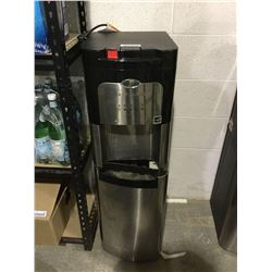 Whirlpool Stainless Steel Self-Cleaning Water Cooler-RETURN, SOLD AS IS