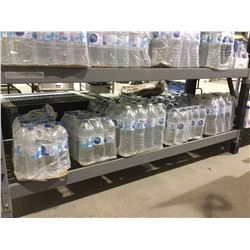 Case of Natural Spring Water Lot of 9