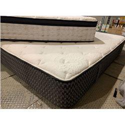 FLOOR MODEL King size chiro mattress