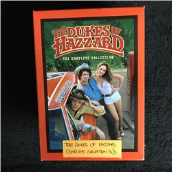THE DUKES OF HAZZARD THE COMPLETE COLLECTION DVD SET