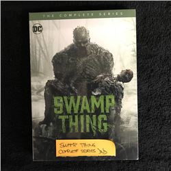 DC SWAMP THING THE COMPLETE SERIES DVD SET
