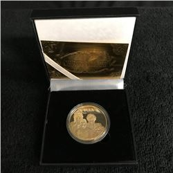 Queen Commemorative Coin w/ Case & COA