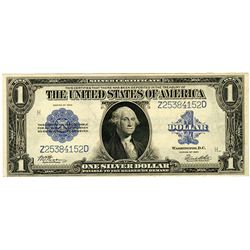U.S. Silver Certificate, $1, Series 1923, Fr#238, Woods | White Signatures