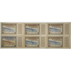 HinterbrŸhl. 1920. Lot of 6 Issued Notgeld.
