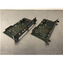 (2) FANUC A16B-2203-0192/02A CIRCUIT BOARD