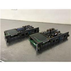 (2) FANUC A16B-2203-0370/13E POWER SUPPLY