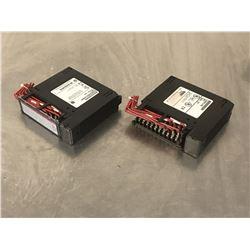 (2) GE FANUC IC693MDL240H & IC693MDL240E INPUT MODULES