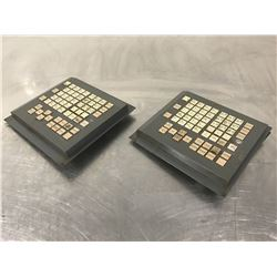 (2) FANUC A02B-0236-C125/MBR KEYPAD