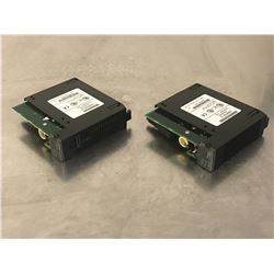 (2) GE FANUC IC693PCM311N PROGRAMMABLE COPROCESSOR