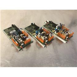 (3) FANUC A20B-2100-0770/04D CIRCUIT BOARD