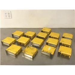 (15) FANUC A03B-0819-C161 MODULE