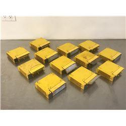 (12) FANUC A03B-0819-C161 MODULE