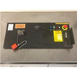 FANUC A05B-2502-C050 OPERATORS PANEL