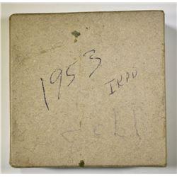 1953 U.S. PROOF SET IN ORIG BOX