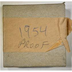 1954 U.S. PROOF SET IN ORIG BOX