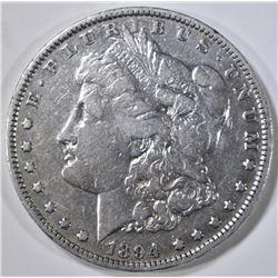 1894 MORGAN DOLLAR  VF