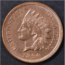 1890 INDIAN CENT  BU  RB