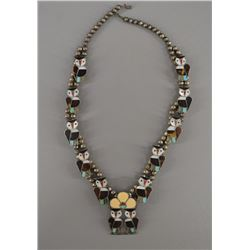 ZUNI INDIAN NECKLACE