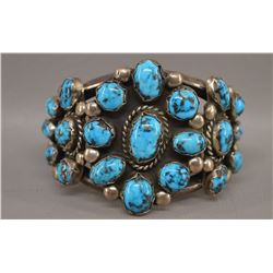 NAVAJO INDIAN BRACELET (RICHARD HENRY YAZZIE)