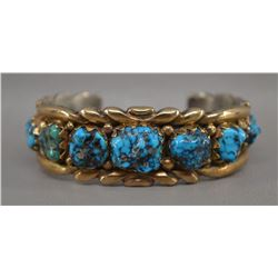 ZUNI INDIAN BRACELET (ALICE QUAM)