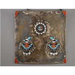 ZUNI INDIAN BREAST PLATE