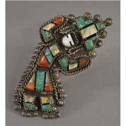 ZUNI INDIAN RING