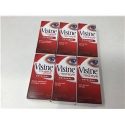Visine Original (6 x 15ml)