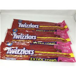 Twizzlers Extra Long -Cherry (3 x 652g)
