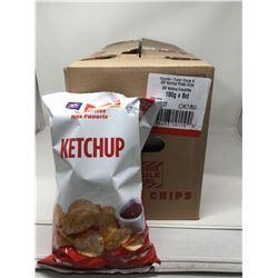 Case of Circle K Ketchup Potato Chips (8 x 180g)
