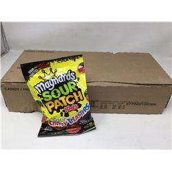 Maynards Sour Patch Kids-Sour Cherry Blasters(12 x 185g)