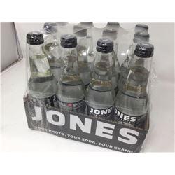 Jones Soda-Cream Soda (12 x 355ml)