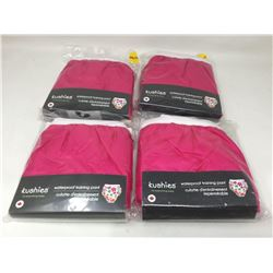 Kushies Waterproof Training Pants-Pink