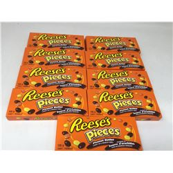 Reese's Pieces Peanut Butter Candy (9 x 105g)