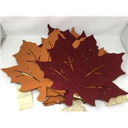 Lot of Autumn Placemats