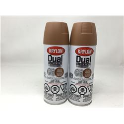 Krylon Dual Superbond Paint & Primer (2 x 340g)