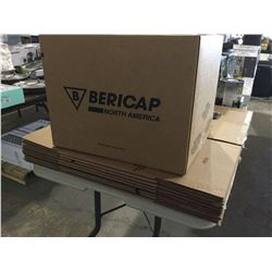 Lot of Bericap Boxes