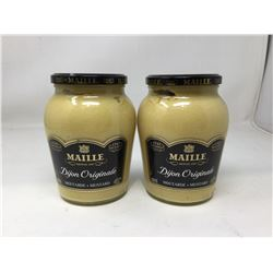 Maille Original Dijon (2 x 800ml)