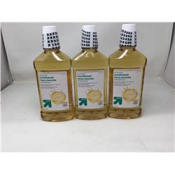 Original Antiseptic Mouthwash (3 x 1L)