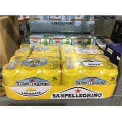Case of Sanpellegrino Limonata Sparkling Beverage (4 x 6 x 330mL)