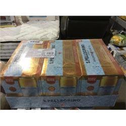 Case of Sanpellegrino Tangerine and Wild Strawberry(3 x 8x 330mL)