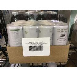 Case of Marley Cold Brew Coffee - Madagascar Vanilla (12 x 325mL)
