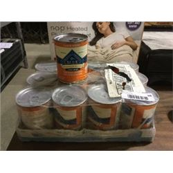 Blue Buffalo Large Breed Chicken Recipe Dog Food (12 x 12.5oz)