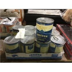 Blue Buffalo Senior Grain Free Chicken Recipe Dog Food (12 x 12.5oz)