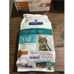 Hill's Prescription Diet Dental Care Cat Food (1.81kg)
