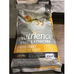 Nutrience Infusion Healthy Adult Dog Food (10kg)